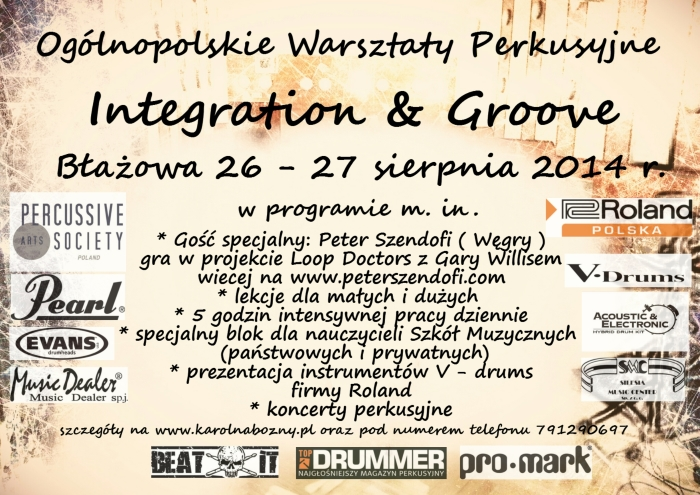 Integration & Groove dobry m