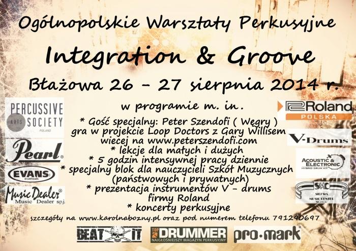 Integration & Groove dobry m